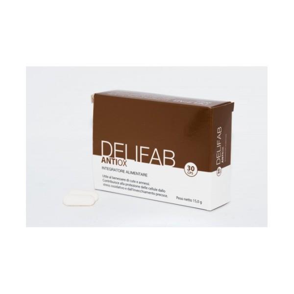 Delifab Antiox 30 Capsule - Integratore Alimentare