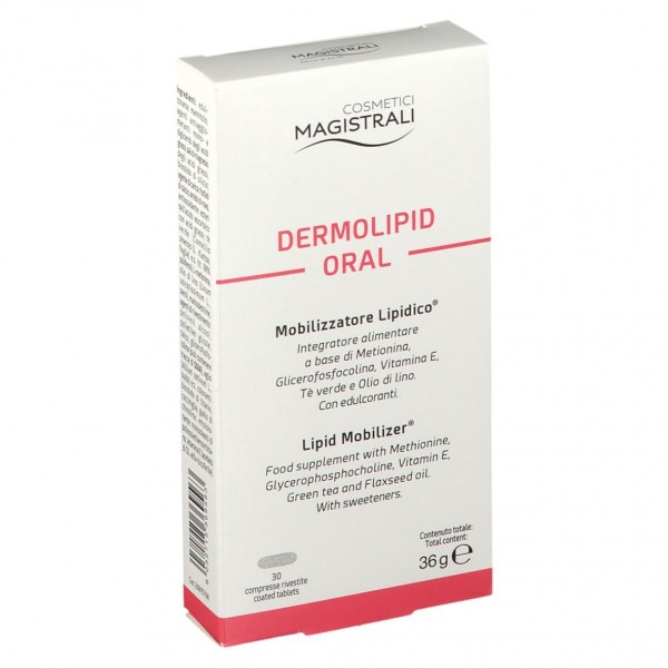 Dermolipid Oral 30 Capsule - Integratore Alimentare