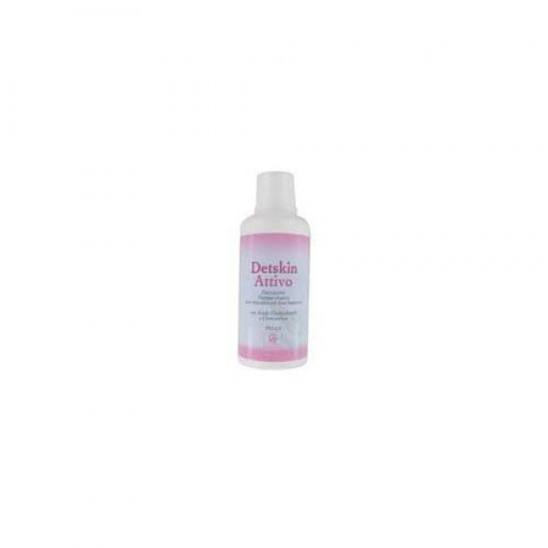 Detskin Attivo Shampoo Doccia 500 ml