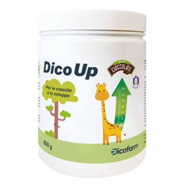 Dico Up Polvere 600 grammi - Integratore Alimentare