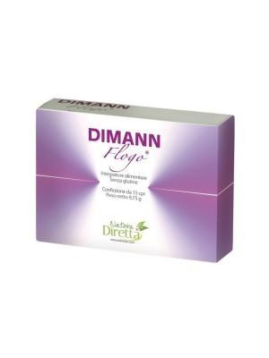 Dimann Flogo 15 Compresse - Integratore Alimentare