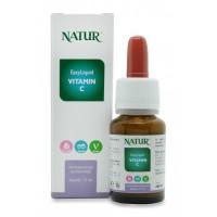 Natur Easy Liquid Vitamin C 15 ml - Integratore Alimentare