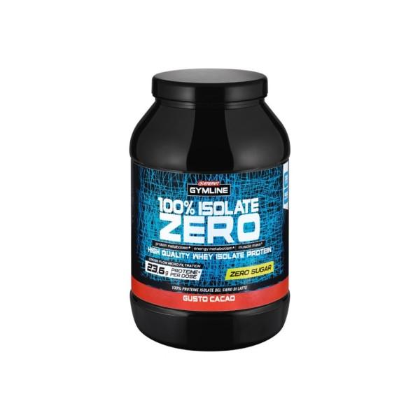Enervit Gymline 100% Whey Protein Isolate Cacao Integratore Proteico 900 grammi
