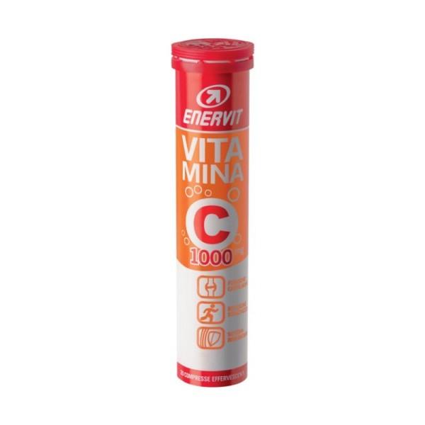 Enervit Vitamina C 1000 20 Tavolette - Integratore Alimentare