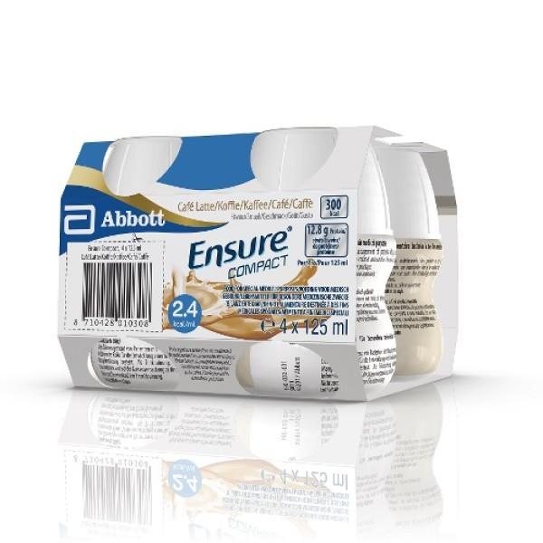 Ensure Compact Gusto Caffe' 4 x 125 ml
