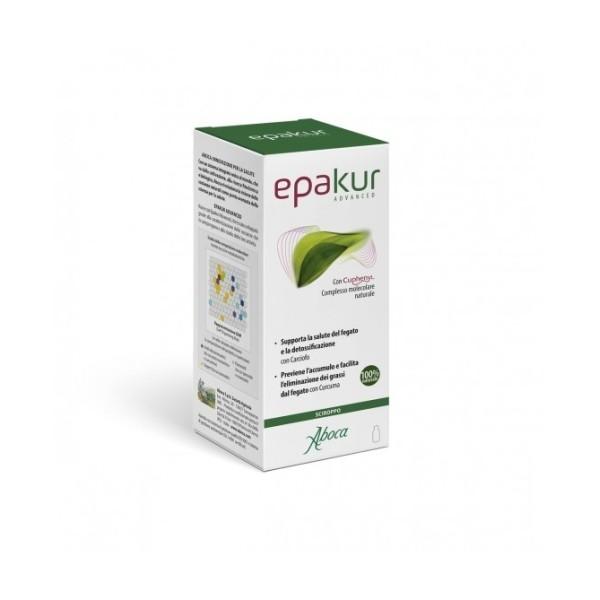 Aboca Epakur Advanced Sciroppo 320 grammi - Integratore Fegato