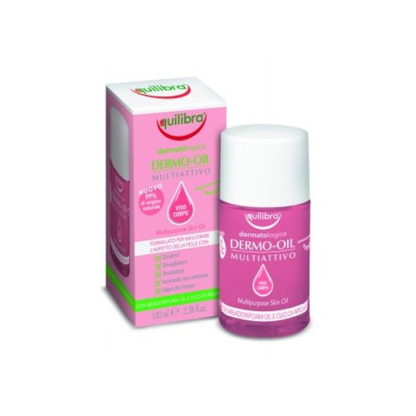 Equilibra Dermo-Oil Multiattivo all'Aloe Vera 100 ml