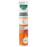 Esi Multicomplex Vitamina C 20 Compresse Effervescenti - Integratore Difese Immunitarie