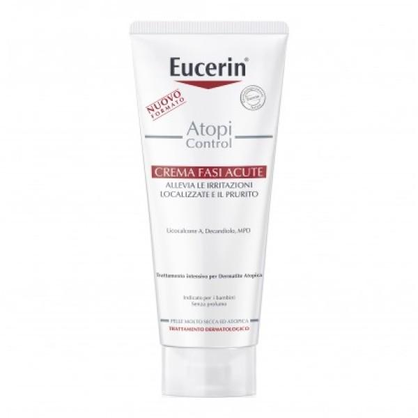 Eucerin AtopiControl Crema Fasi Acute 100ml