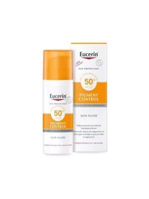 Eucerin Sun Crema Viso Pigment Control Anti Macchia SPF 50+ 50 ml