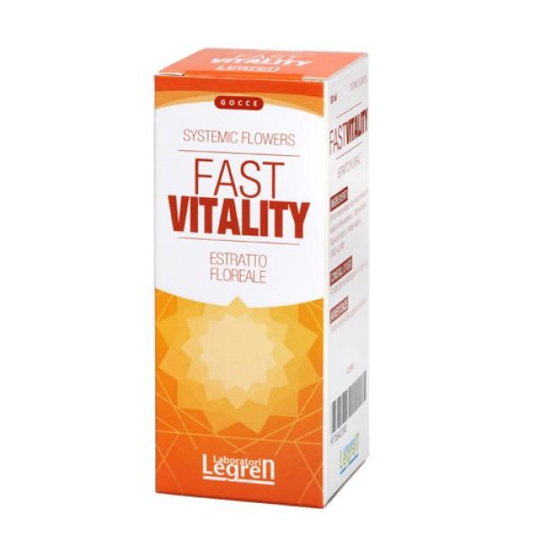 Fast Vitality Gocce 30 ml