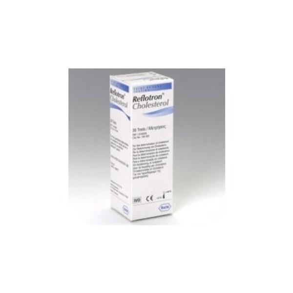Reflotron PST Colesterolo 30 Strisce Reattive
