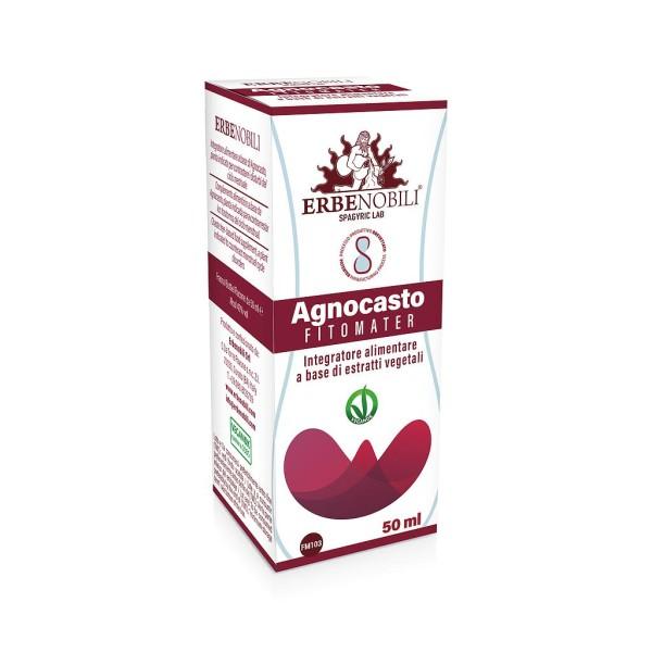 Fitomater Agnocasto 50 ml - Integratore Alimentare