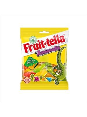Fruittella Caramelle Animals Busta 90 grammi