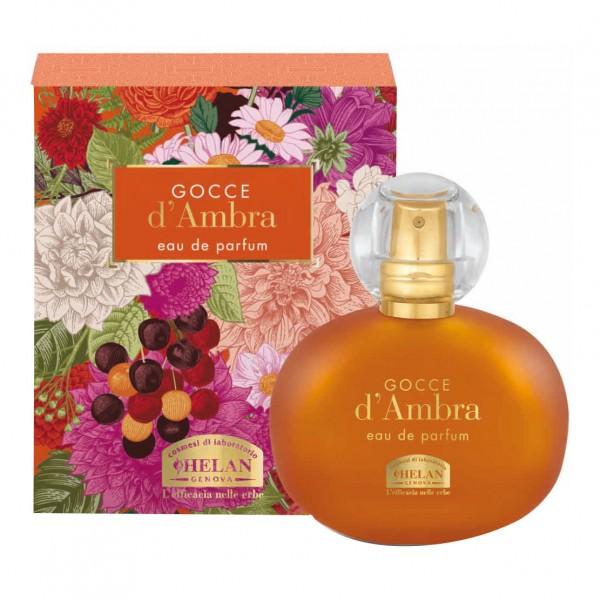Helan Gocce d'Ambra Eau de Parfum Profumo 50 ml