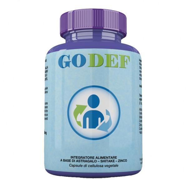 Godef 60 Capsule - Integratore Alimentare