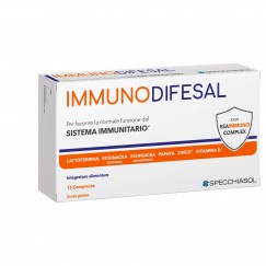 Immunodifesal 15 Compresse - Integratore Difese Immunitarie Difese Immunitarie