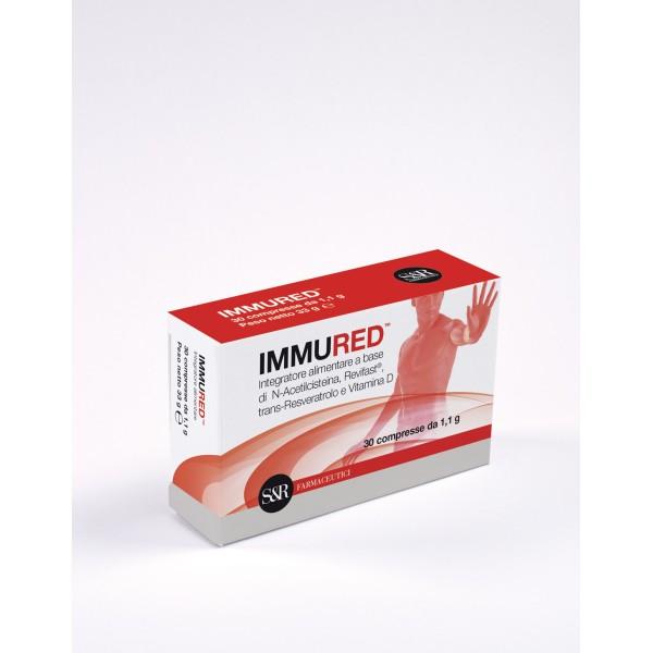 Immured 30 Compresse - Integratore Difese Immunitarie