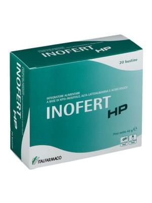 Inofert HP 20 Bustine - Integratore di Acido Folico e Inositolo
