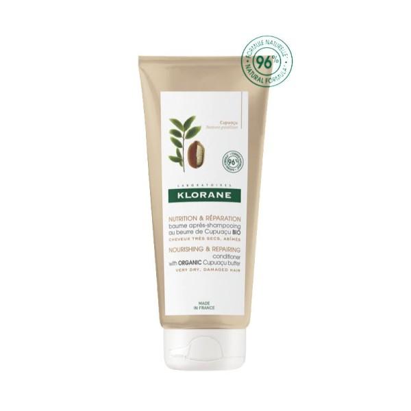 Klorane Cupuacu Balsamo Dopo-Shampoo 200 ml