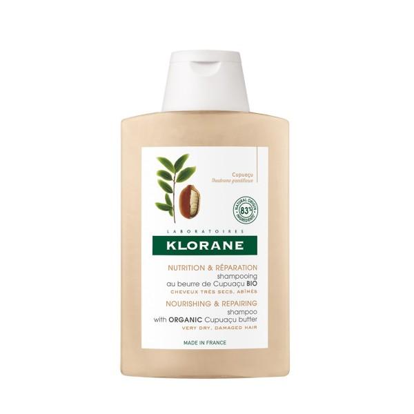 Klorane Shampoo al Burro di Cupuacu Bio 200 ml
