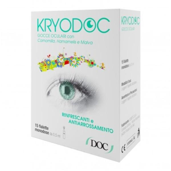 Kryodoc Gocce Oculari 15 Flaconcini