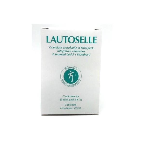 Lautoselle 20 Bustine Orosolubili - Integratore Alimentare