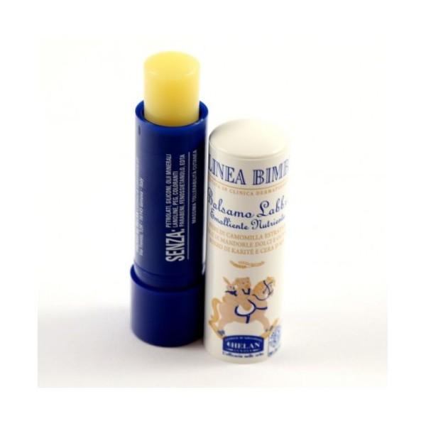 Helan Linea Bimbi Balsamo Labbra Emolliente Nutriente Stick 8 ml