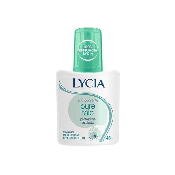 Lycia Deodorante Pure Talc Spray 75 ml