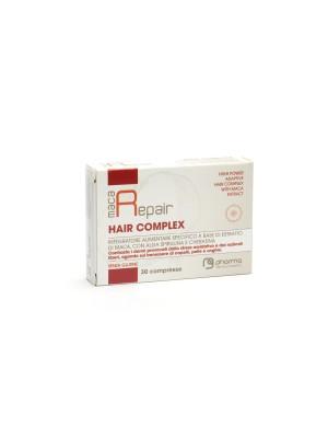 Maca Repair Hair Complex 30 Compresse - Integratore Crescita Capelli