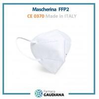 Mascherina Filtrante Antivirus CE0370 Italhealth FFP2 KN95 Filtraggio 95% 1 pezzo