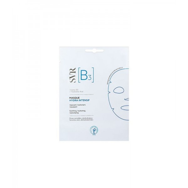 SVR B3 Maschera Hydra Intensif Idratante Lenitiva Rimpolpante 12 ml