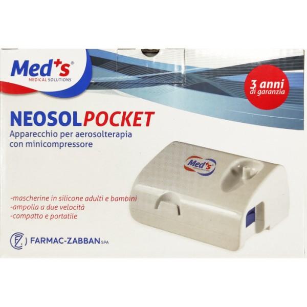 Med's Aerosol  Neosol Pocket