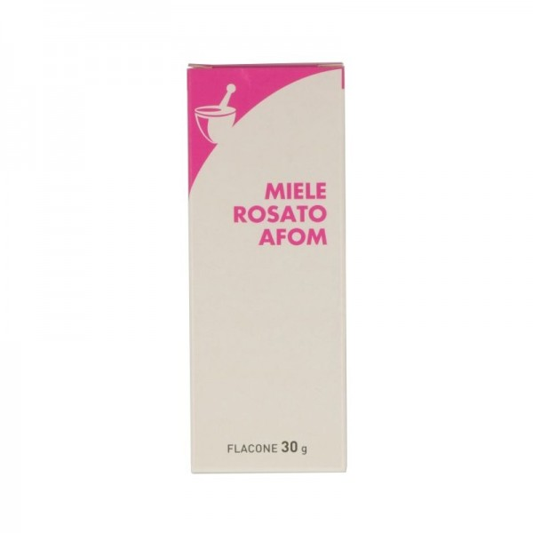 Afom Miele Rosato 30 ml