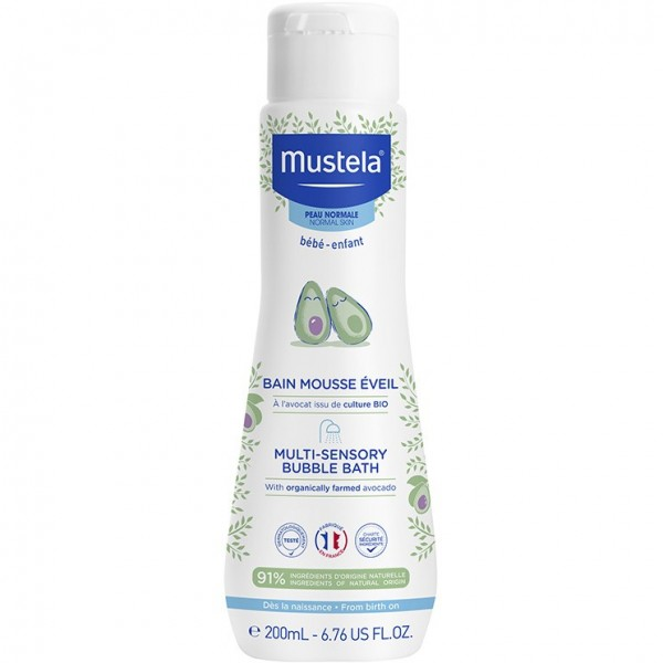 Mustela Bagnetto Mille Bolle 200 ml