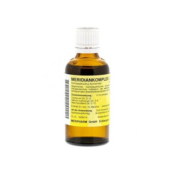 Named Meridian Komplex 9 Gocce 20 ml