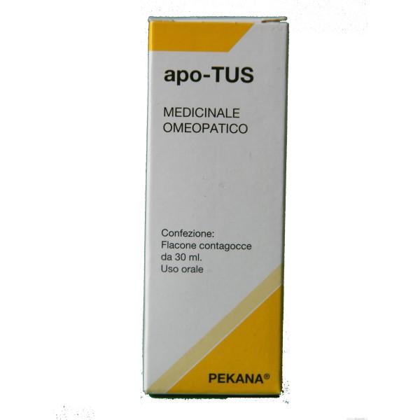 Named Pekana Apo Tus Omeopatico Spagirico Gocce 30 ml