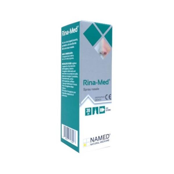 Named Rinamed Spray Nasale 20 ml