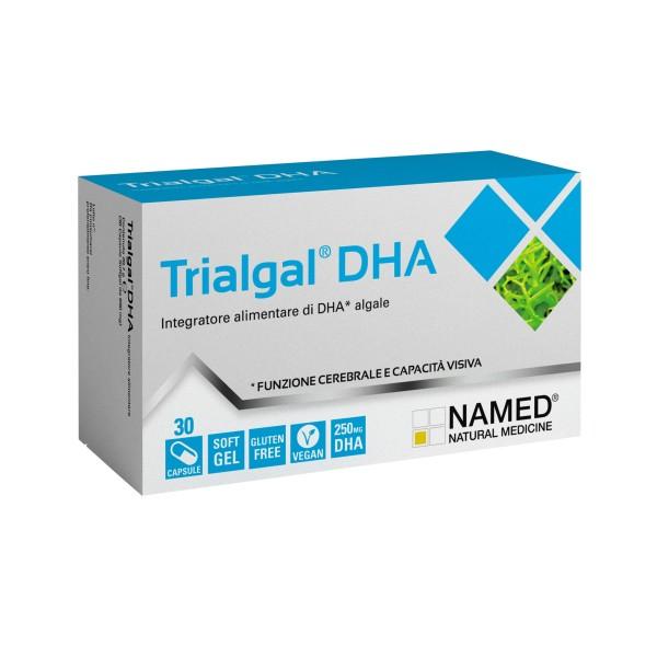 Named Trialgal DHA Integratore Antiossidante 30 Capsule Softgel