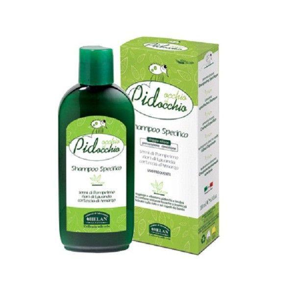 Helan Occhio al Pidocchio Shampoo Antipediculosi 200 ml
