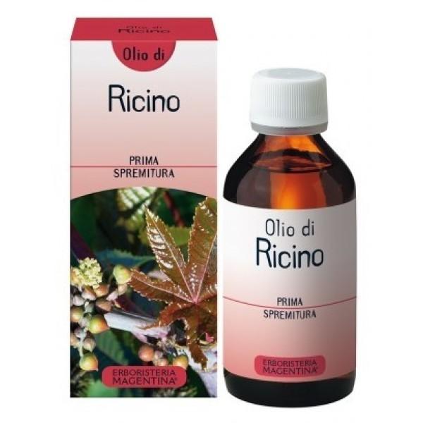Erboristeria Magentina Olio Ricino Multifunzionale 100 ml