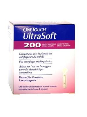 One Touch Ultra Soft Lancette Pungidito 200 pezzi