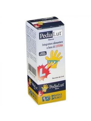 Pedialut Gocce 5 ml - Integratore Benessere Vista