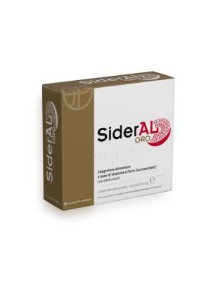 Sideral Oro 14 mg 20 bustine - Integratore Ferro Sucrosomiale e Vitamina B e C