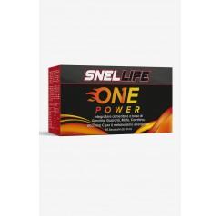 Snellife One Power 10 flaconcini 10ml | Integratore Metabolismo Grassi
