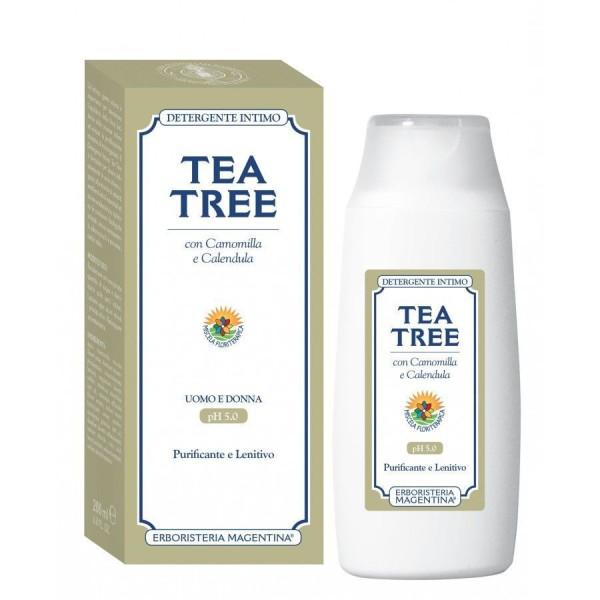 Erboristeria Magentina Tea Tree Oil Detergente Intimo 200 ml