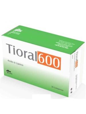 Tioral 600  30 Compresse - Integratore Alimentare