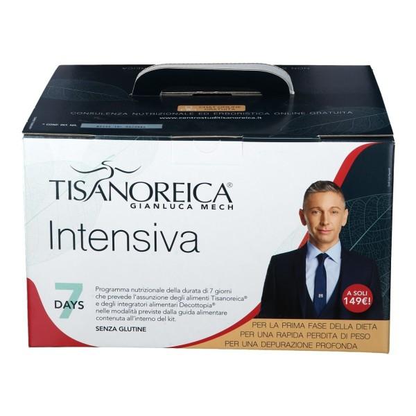 Tisanoreica Kit Intensiva Programma Dimagrante 7 Giorni