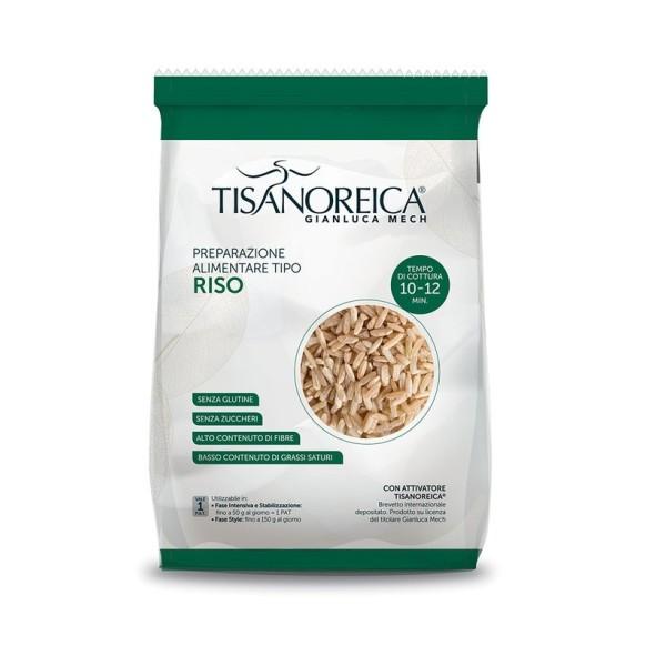 Tisanoreica Style Riso 250 grammi - Pasta Dietetica