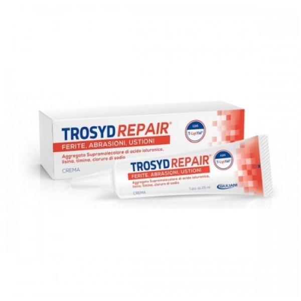 Trosyd Repair Crema per Ferite Abrasioni e Ustioni 25ml